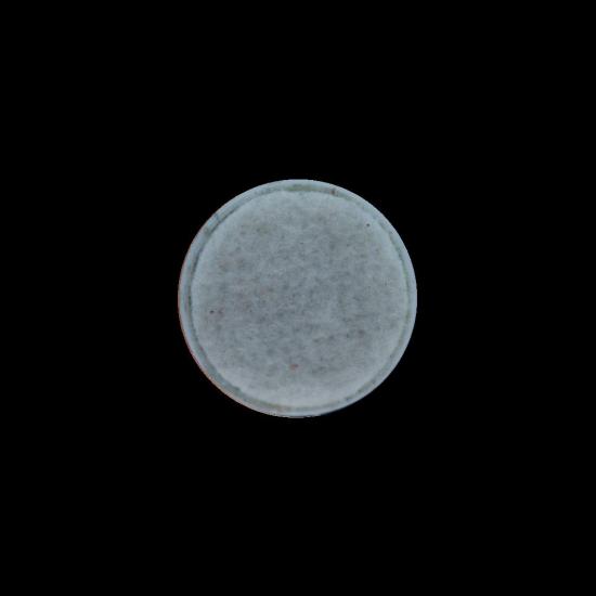 KEÇELİ AYAK BEYAZ ( 20 mm)